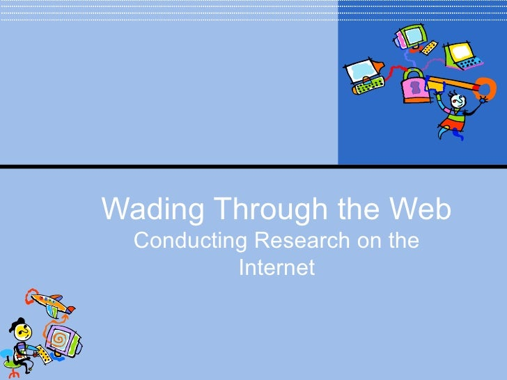 Teaching Internet Research