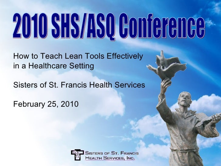 2010 SHS/ASQ Conference