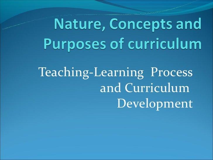 Teachinglearningprocess 110316083331-phpapp02