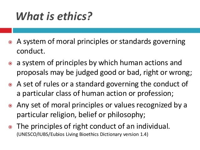 human experience and moral essay