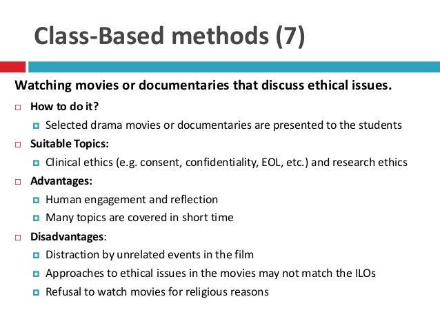reflection ethical issue nursing