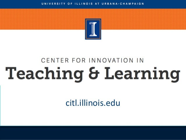 citl.illinois.edu