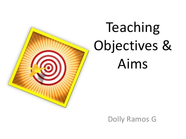 aims and objectives 1 Developing program goals and measurable objectives title: developing program goals and measurable objectives author: hhs created date: 8/8/2014 1:57:55 pm.