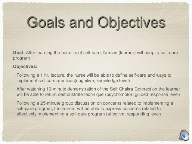 example of career goals and objectives