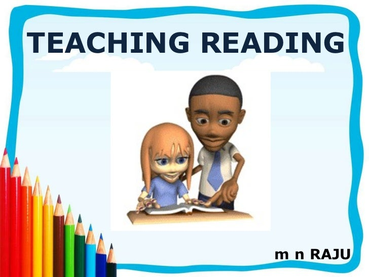 Teaching Reading to College Students