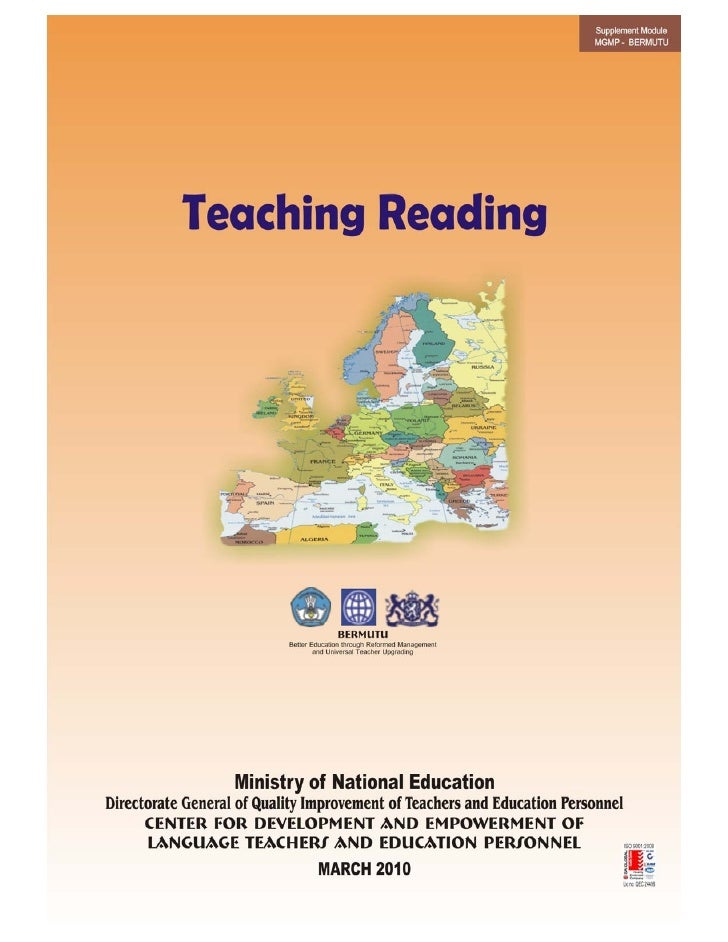 Teaching reading   revisi 2010 pa iful