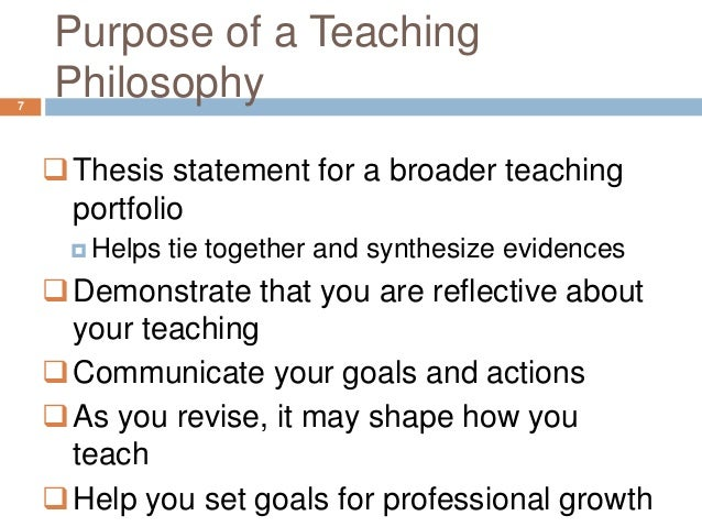 purpose and thesis statement The thesis statement is the brief articulation of your paper's central argument and purpose you might hear it referred to as simply a thesis every scholarly paper should have a thesis statement, and strong thesis statements are concise, specific, and arguable.