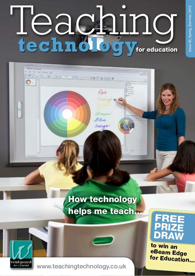 Teaching Technology for Education