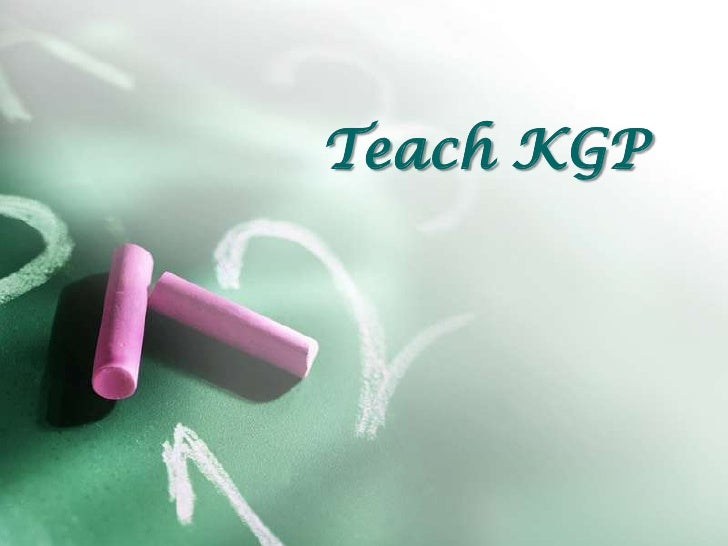 TeachKGP<br />