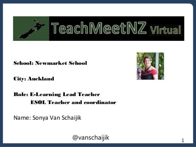 TeachMeetNZ4