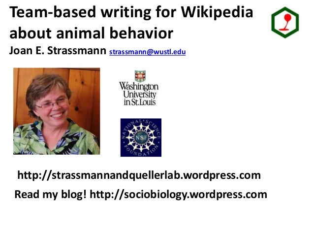 Yes, your students can write for Wikipedia!