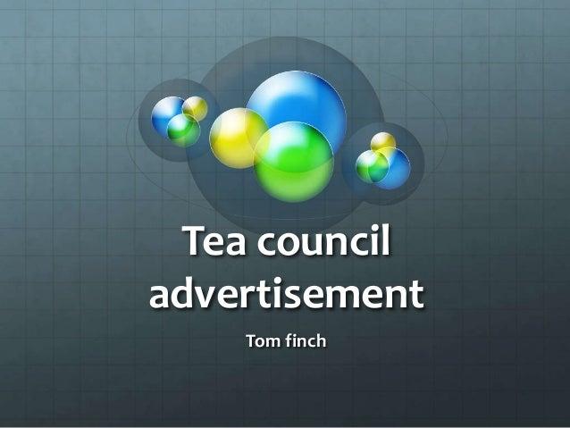 Tea council