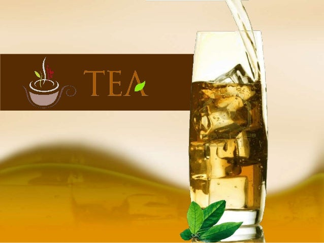 Tea in india demand and supply