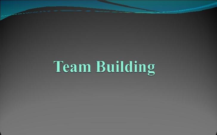 Team Building (2)