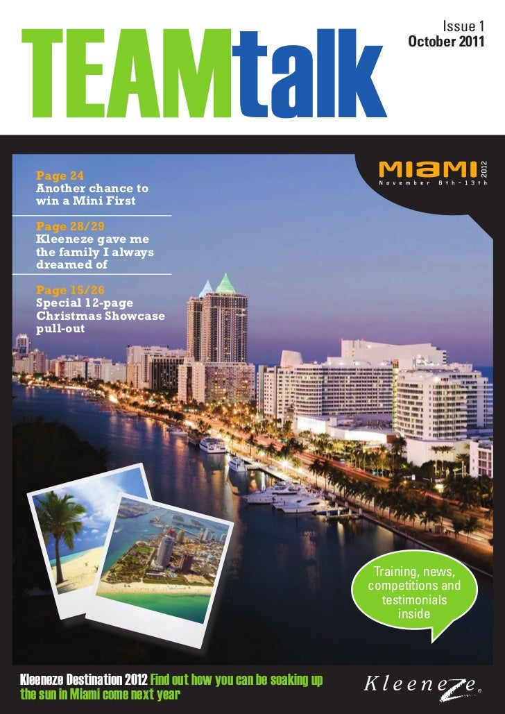 Team talk-issue-1 2012 0