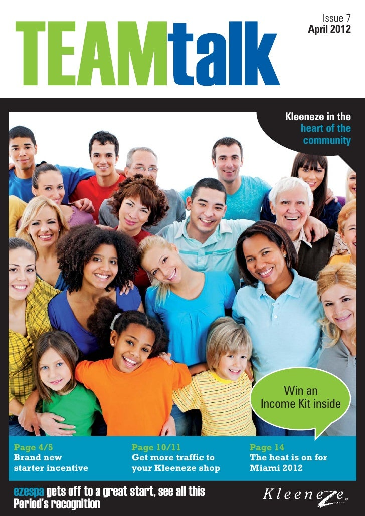 Team talk-issue-7 2012 04
