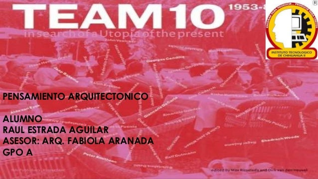 Team 10 Raul Estrada