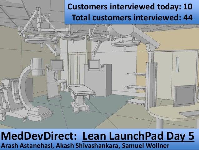 MedDevDirect Team1