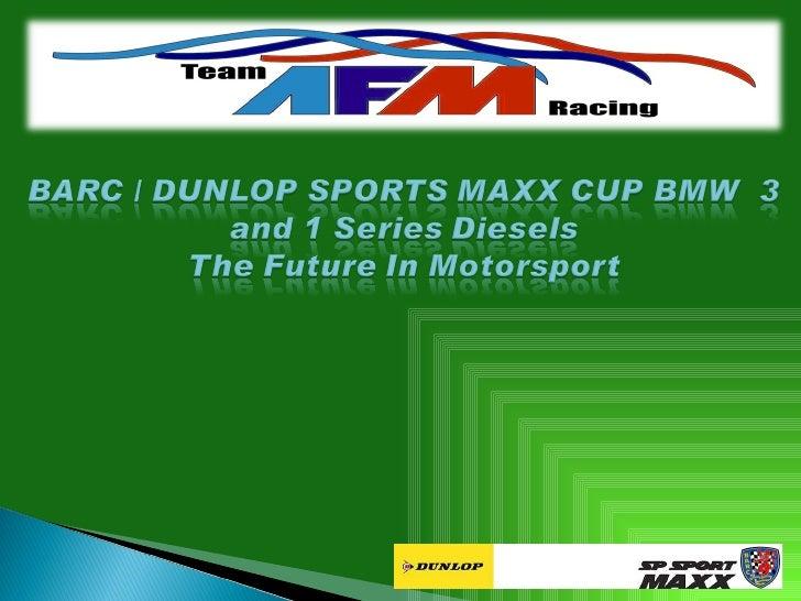 Team Afm Powerpoint Presentation Sports Maxx Prolong