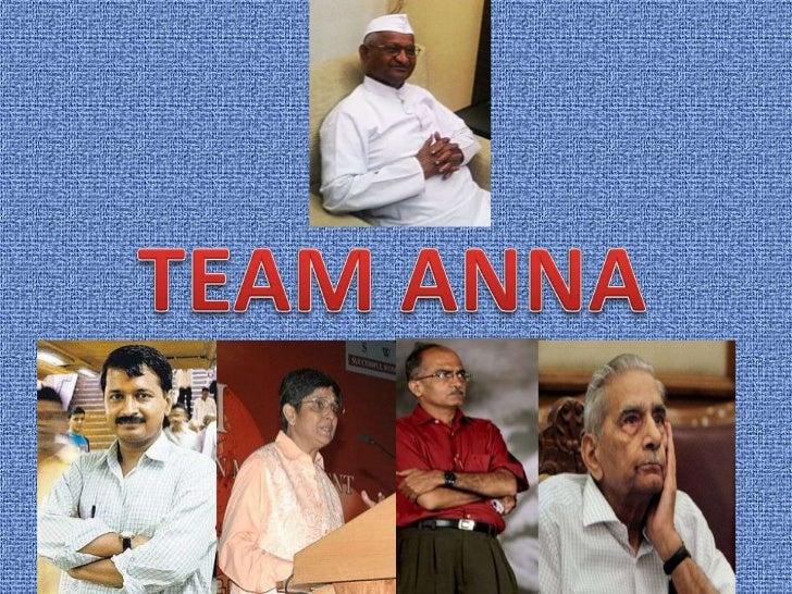 Team anna