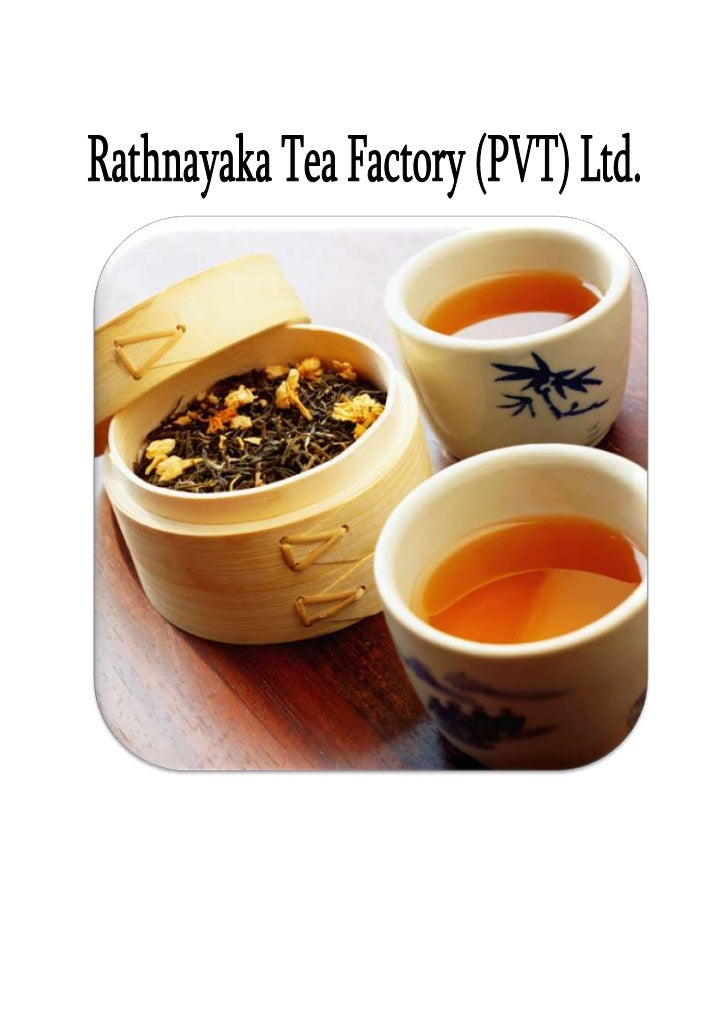 "Introduction to Tea    Tea is a natural beverage brewed from the leaves of an evergreen plant called    ""Camellia Sinensis..."