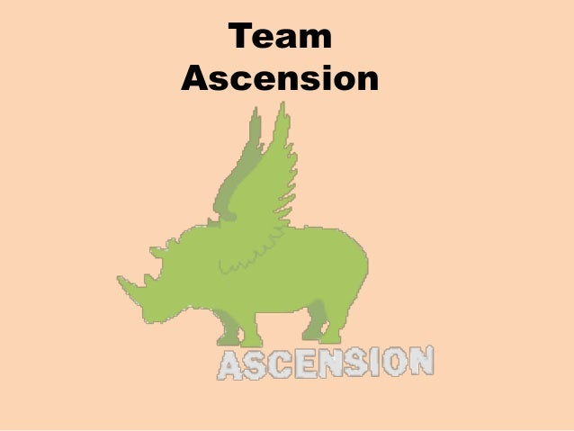 Team ascensionv0.2