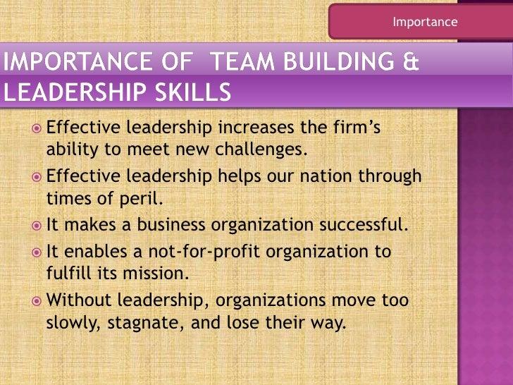 How to write a leadership speech