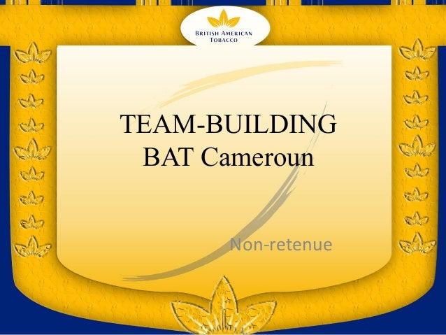 Exemple de Team building