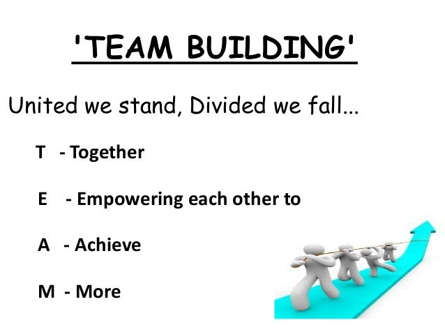 Team Building Powerpoint Presentation Templates Mandegarfo