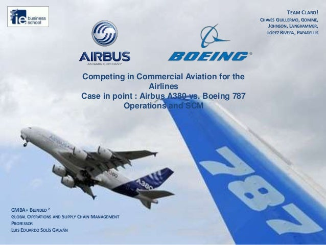 boeing vs airbus stakeholders The competition between airbus and boeing has been characterised as a duopoly in the large jet airliner market since the 1990s this resulted from a series of mergers.