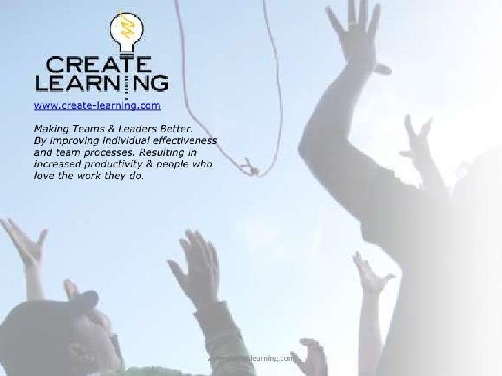 Team development + Leadership