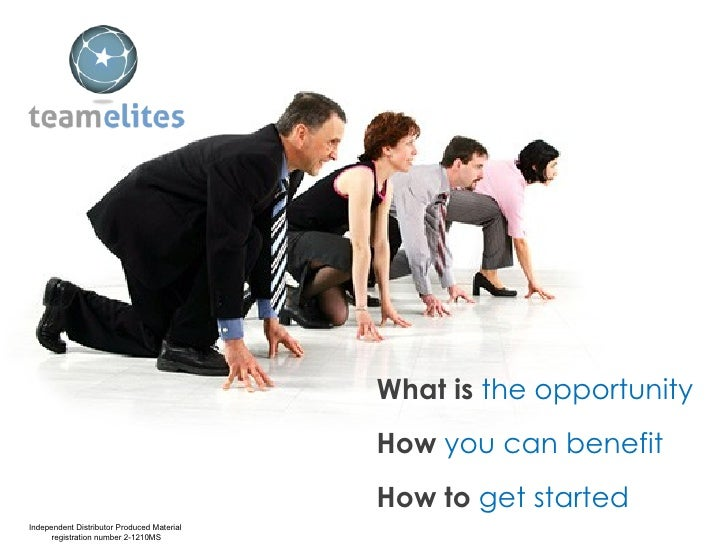 What is the opportunity                                            How you can benefit                                    ...