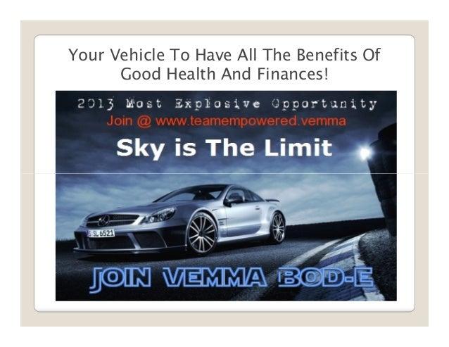 Vemma business plan