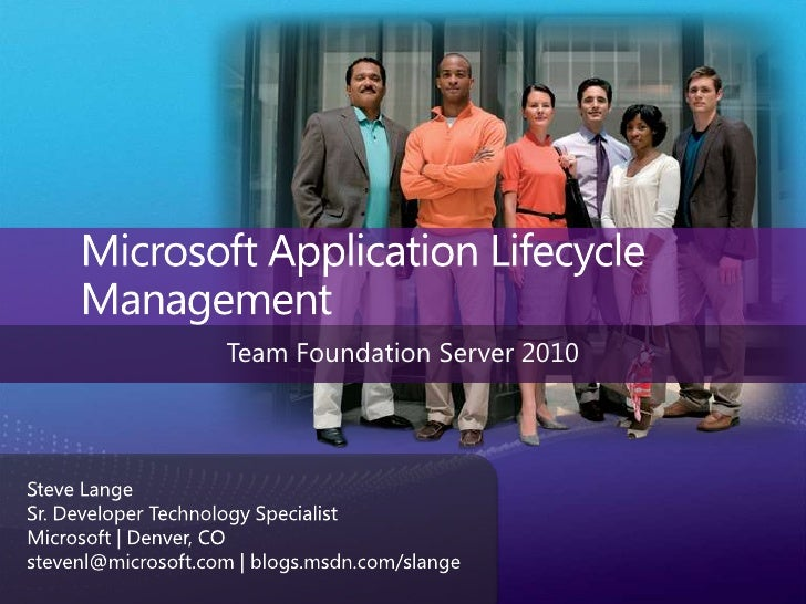 Team Foundation Server 2010 - Overview