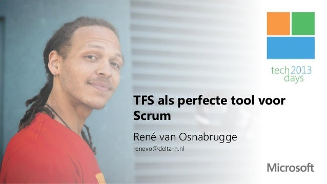 Team foundation server als perfecte tool voor scrum (TechDays 2013)