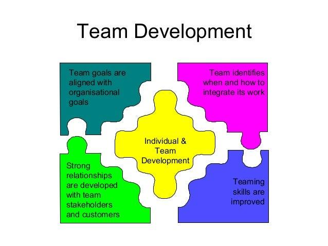 Team Goal Setting Workshop