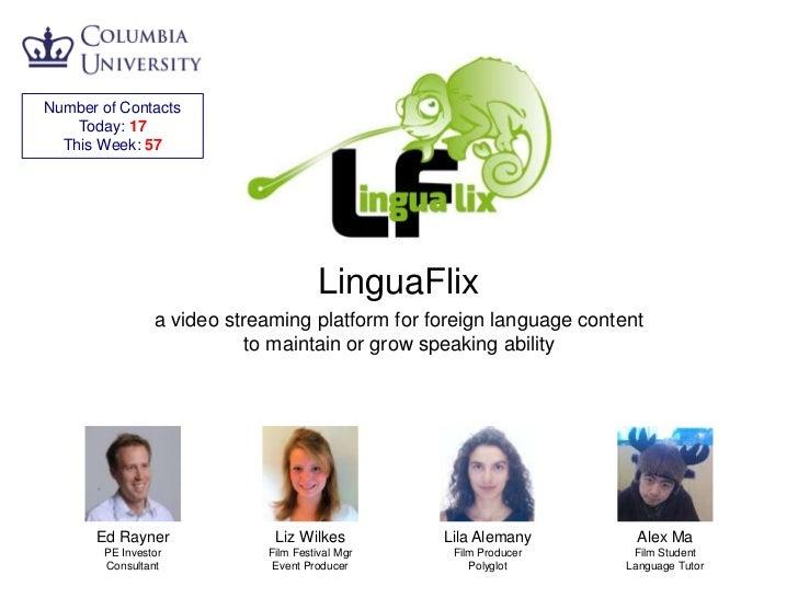 Team k   lingua flix vf