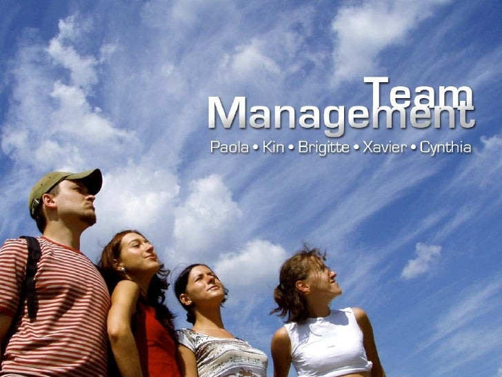 Team management kin