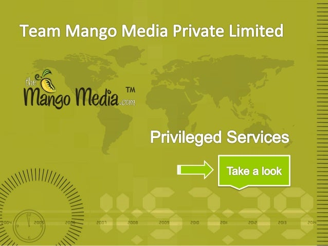 Team Mango Media Privileged-services
