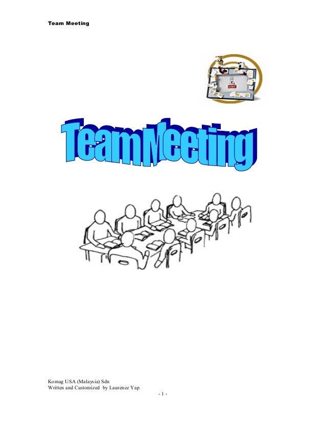 Team meeting3