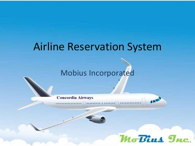 project report on airline reservation system