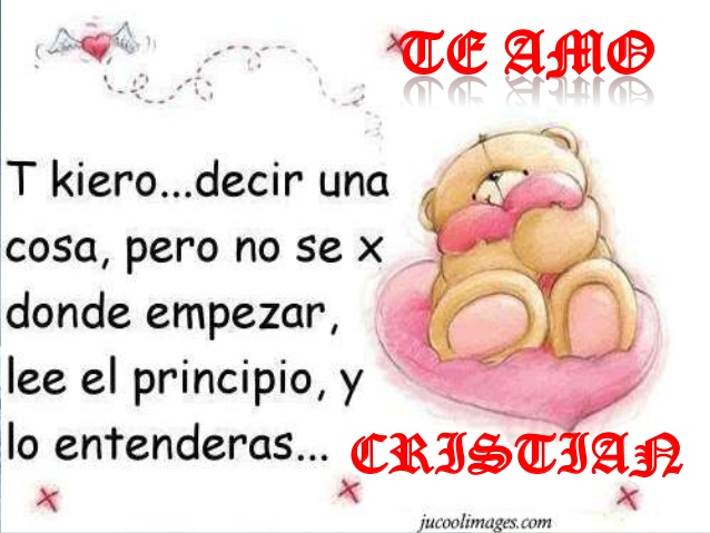 te-amo-mi-amorcito-kriz-12-638 ...