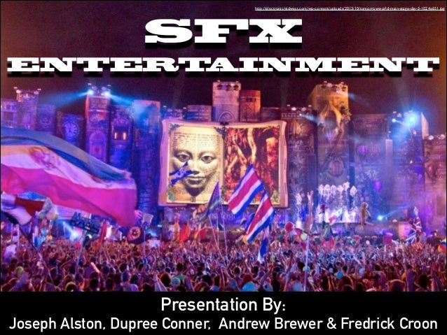 http://electronicmidwest.com/wp-content/uploads/2013/10/tomorrowworld-main-stage-day-3-1024x651.jpg  SFX ENTERT AINMENT  P...