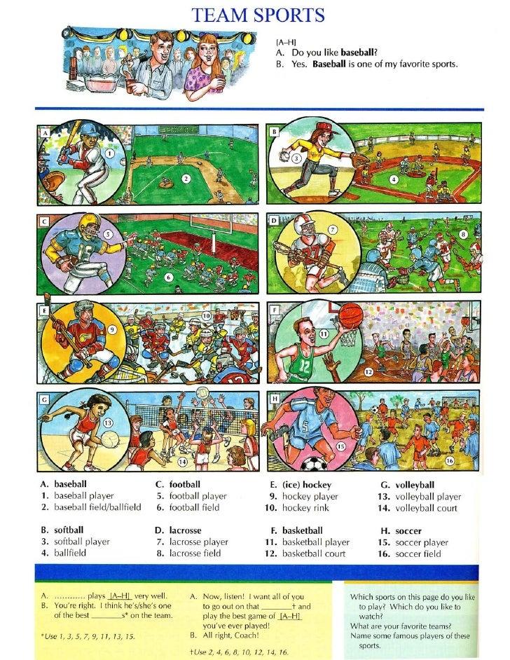 Team sports I