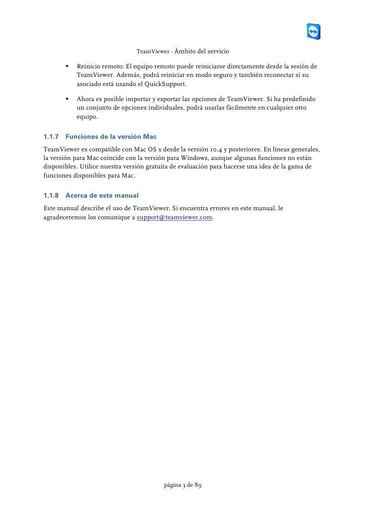 Manual Teamviewer 7 En Espanol