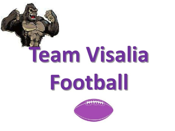 Team VisaliaFootball<br />