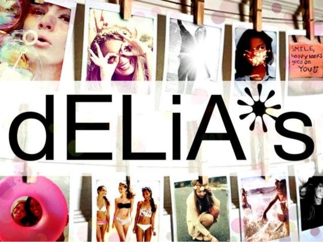 dELiA*s Campaign