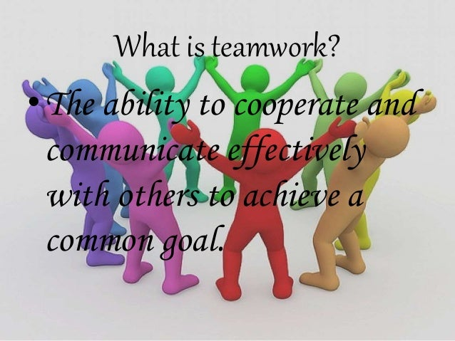 explain why it is important to work in partnership with others Communication is especially important if members of a company are to work as a team towards the same goal why business communication is so important.