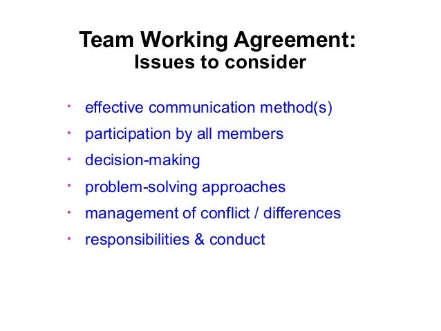Teamwork Essay Examples