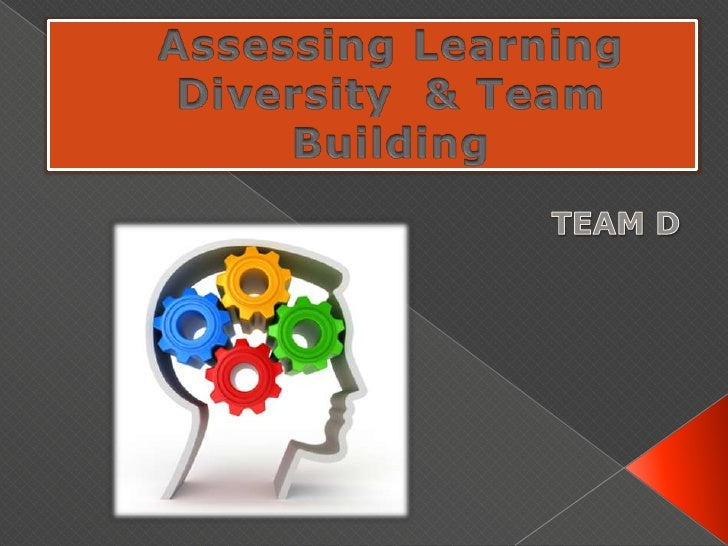 Teamwork presentation team d